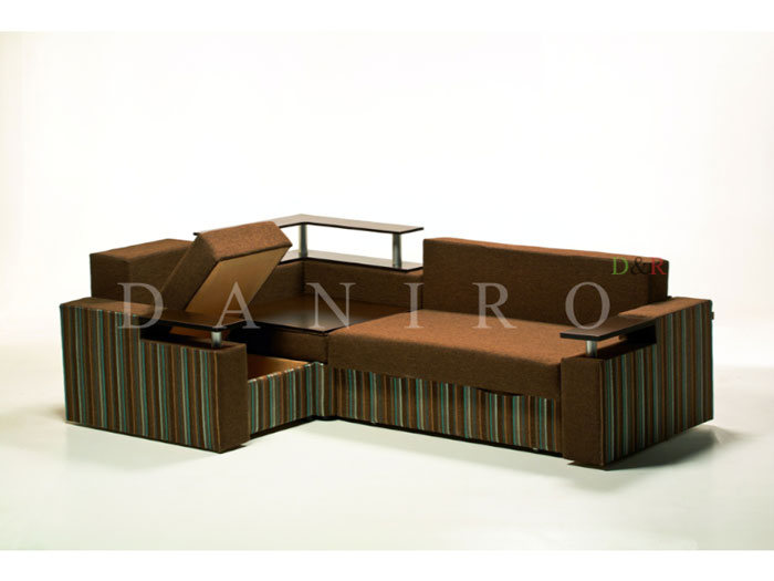 Марсель угловой - мебельная фабрика Фабрика Daniro. Фото №1.   Диваны для нирваны