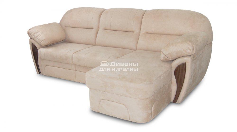 Лаура с оттоманкой - мебельная фабрика Бис-М. Фото №1. | Диваны для нирваны