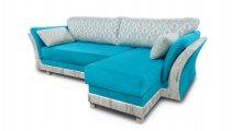 Венеция  с оттоманкой - мебельная фабрика Бис-М | Диваны для нирваны