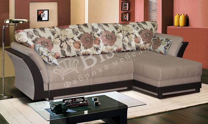 Венеція  з отоманкою - мебельная фабрика Бис-М. Фото №2. | Диваны для нирваны