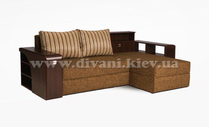 Лилак Ли VIP угловой - мебельная фабрика УкрИзраМебель. Фото №2.   Диваны для нирваны