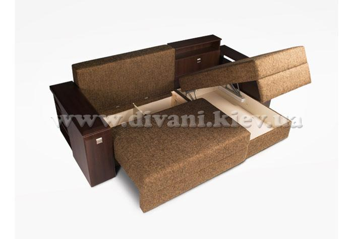 Лилак Ли VIP угловой - мебельная фабрика УкрИзраМебель. Фото №3.   Диваны для нирваны