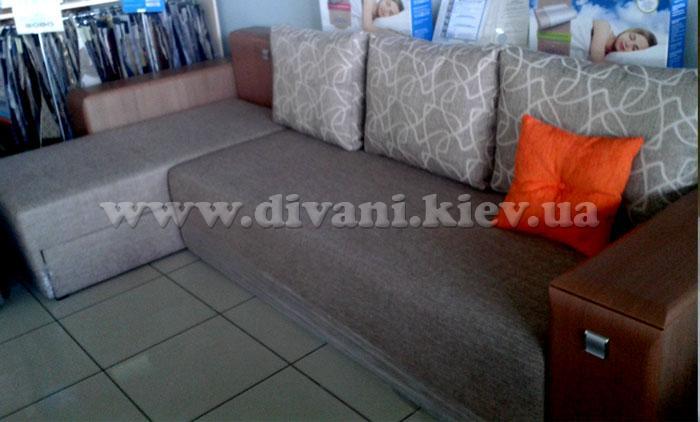 Лилак Ли VIP угловой - мебельная фабрика УкрИзраМебель. Фото №13.   Диваны для нирваны