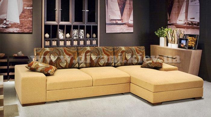 Парадиз угловой - мебельная фабрика Фабрика Ливс. Фото №1. | Диваны для нирваны