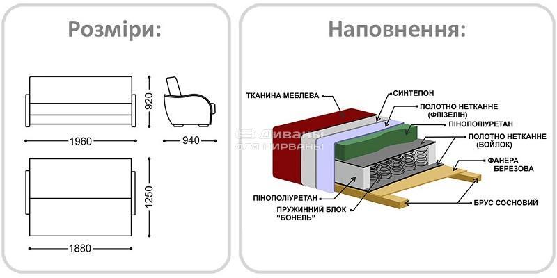 Марта-2 - мебельная фабрика Рата. Фото №3. | Диваны для нирваны