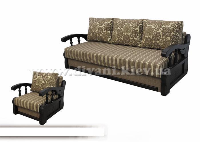Шах ретро - мебельная фабрика Мебель Софиевки. Фото №10. | Диваны для нирваны