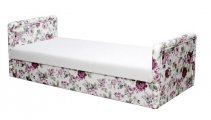 Кровать односпальная 0.8 - мебельная фабрика Катунь | Диваны для нирваны