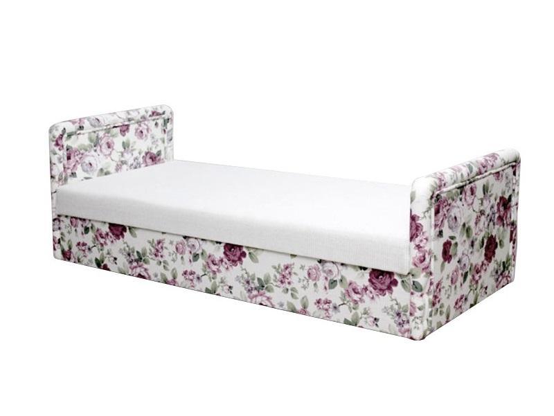 Ліжко односпальне 0.8 - мебельная фабрика Катунь. Фото №1. | Диваны для нирваны