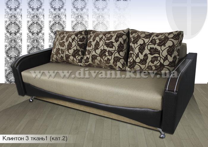 Клинтон-3 - мебельная фабрика Меблі Софіївки. Фото №9. | Диваны для нирваны