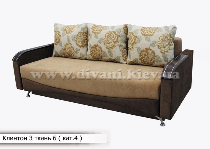 Клинтон-3 - мебельная фабрика Меблі Софіївки. Фото №15. | Диваны для нирваны