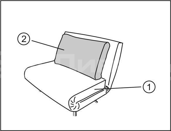 Flirt-101 - мебельная фабрика AFCI. Фото №5. | Диваны для нирваны