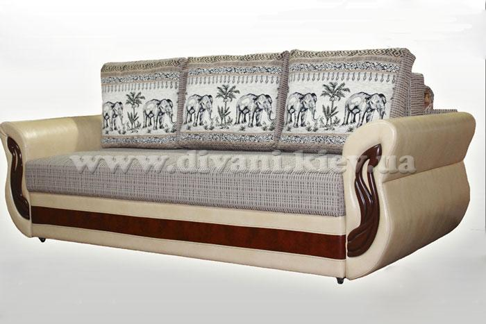 Лаура с накладками - мебельная фабрика Ніка. Фото №3. | Диваны для нирваны